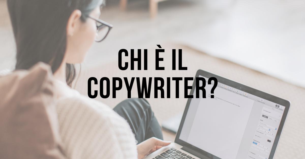 Chi è il copywriter